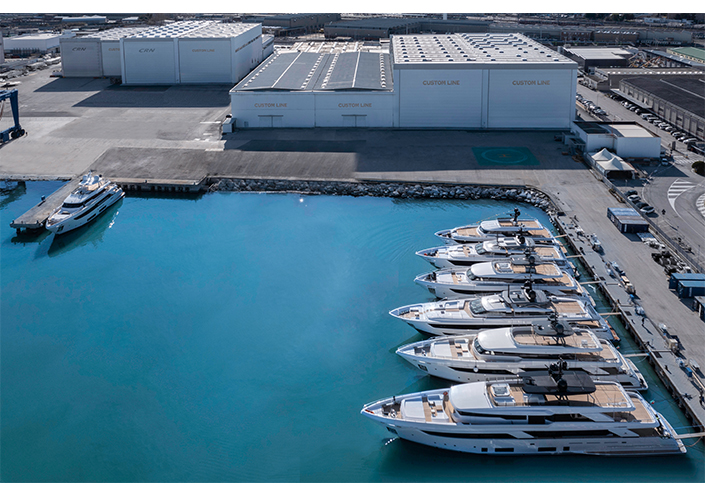 <b>Ferretti Group: strong growth in first quarter 2021.</b>