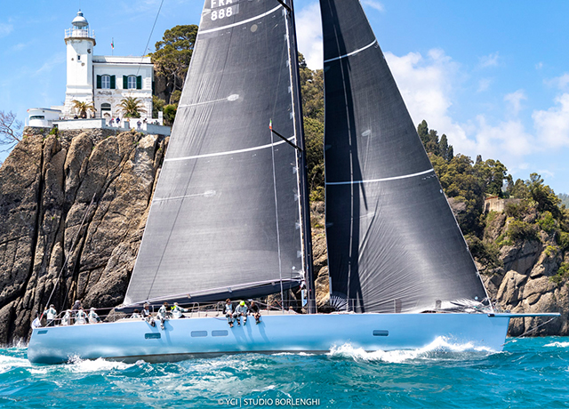 Wally supports magnificent return of Maxi racing to Portofino.